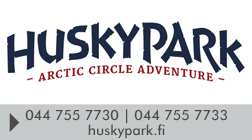 Husky Travels Oy logo